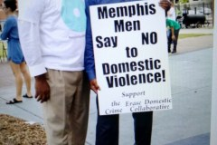 Memphis Men say no more to domestic violence
